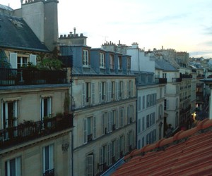 architecture, french, and Houses image