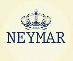 neymar and king image