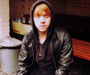 ginger, handsome, and harry potter image