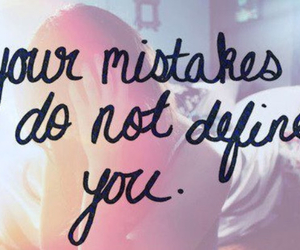 mistakes, quote, and you image