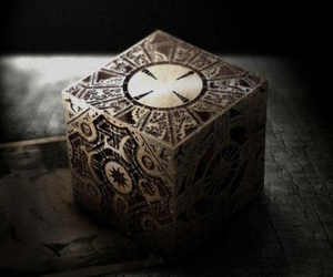 box and hellraiser image