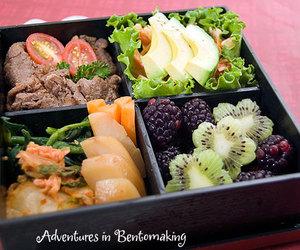 bento box, food, and inspiration image