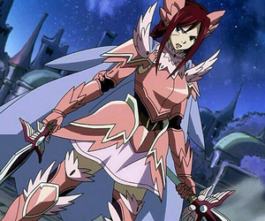 fairy tail, erza scarlet, and erza image