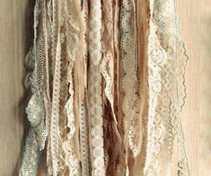 vintage, lace, and dream catcher image