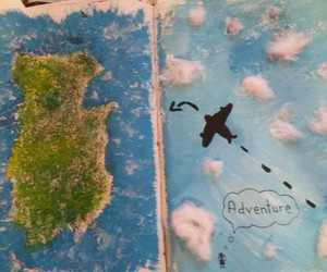 adventure, Flying, and Island image
