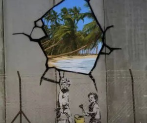 arte, bansky, and cultura image