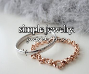 jewelry and simple image