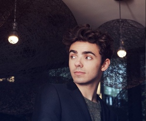 nathan, Sykes, and the wanted image