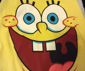 shirt and spongebob image