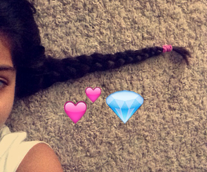 braid, my picture, and filter image