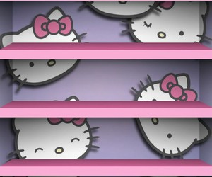 hello kitty and HK image