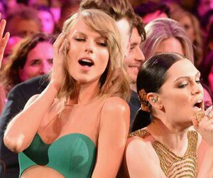 Taylor Swift, 2014, and jessie j image