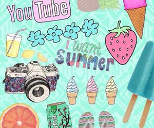 summer, wallpaper, and youtube image