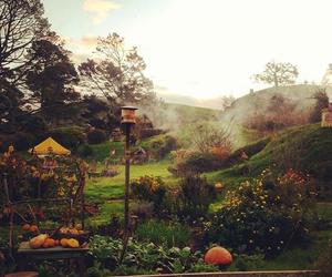 autumn, fall, and LOTR image
