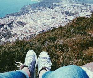 city, converse, and italy image