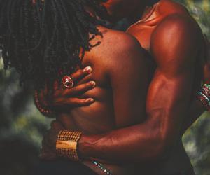 beautiful, african american man, and black man image