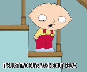 family guy, stewie, and quote image