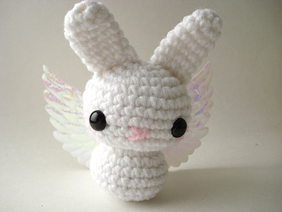 Angel crocheted Christmas doll little crocheted angel doll Merry ... | 428x570