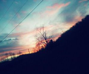 photography, scenery, and sky image