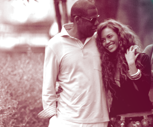 couple, jay-z, and bey image