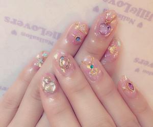 nail and cute image