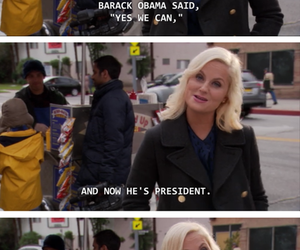 quotes, parks and recreation, and parks and rec image
