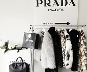 Prada, fashion, and chanel image