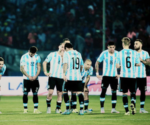 argentina, football, and player image