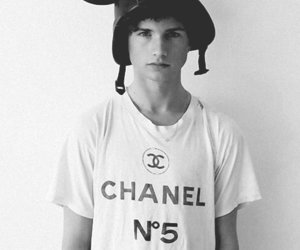 boy, chanel, and Hot image