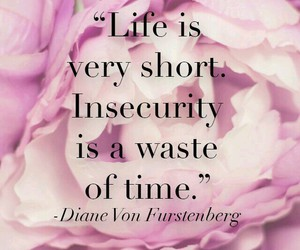 quotes and insecurity image