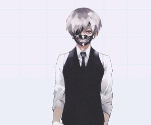 tokyo ghoul, boy, and kaneki image