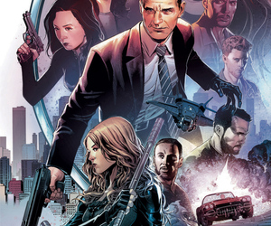 agents of shield, Marvel, and skye image