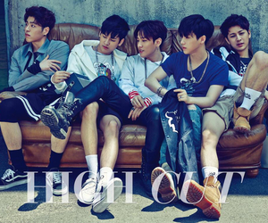 Ikon, jinhwan, and chanwoo image