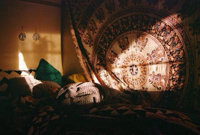 Boho Tapestry 3 Via Tumblr On We Heart It