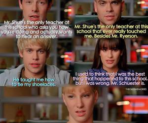 brittany, funny, and glee image