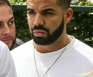 Drake and daddy image