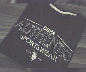 authentic, Polo, and sportswear image