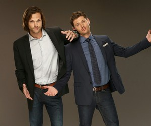 ackles, jared, and jensen image
