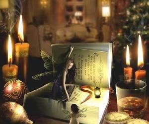 fairys, hadas, and imagine image