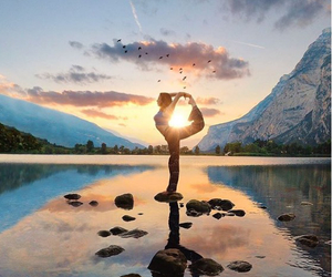 fitness, nature, and natural image