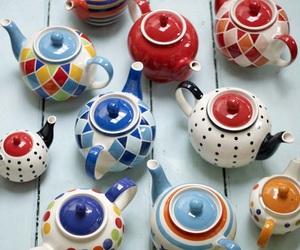 tea and teapot image