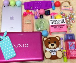 iphone, Moschino, and ipad image
