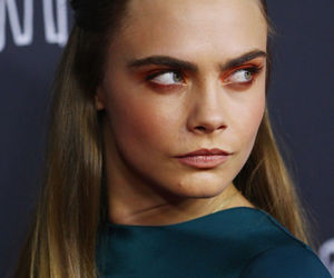 girl and cara delevingne image