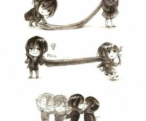 noragami, yato, and kiss image