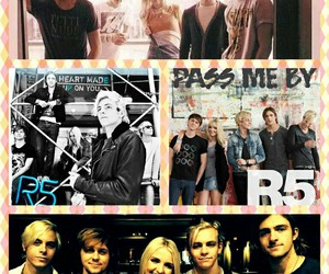 nice, r5, and ross lynch image