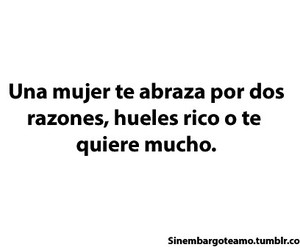 hombres, mujeres, and frases image