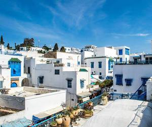 tunisia and sidi bou said image