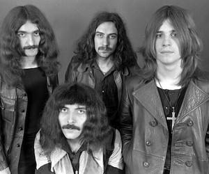 Black Sabbath, music, and Ozzy Osbourne image
