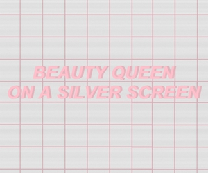 marina and the diamonds, pink, and quote image