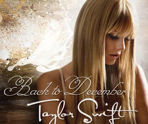 Taylor Swift and back to december image